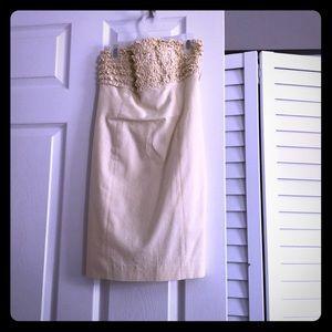 Strapless Lily Pulitzer dress size 00